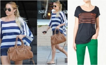 Alariwo Fashion: For The Love Of All Things Stripes!
