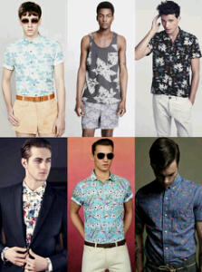 Alariwo Fashion: Guys And Floral Prints