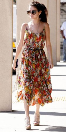Style Inspiration: Spring 2013 trend: Florals.