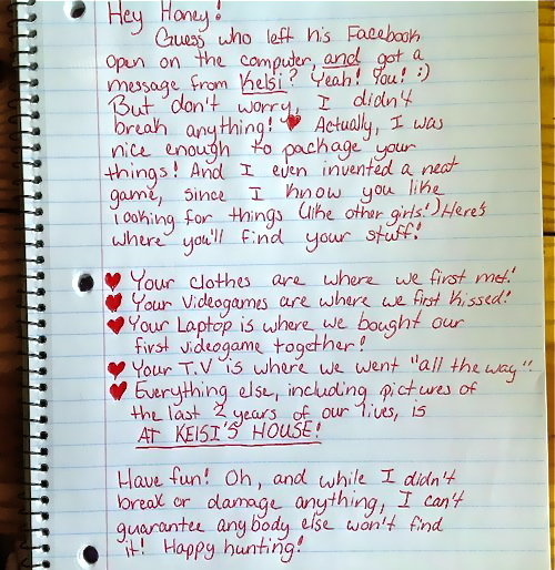 Funny Note