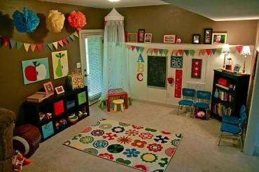 The Playroom.
