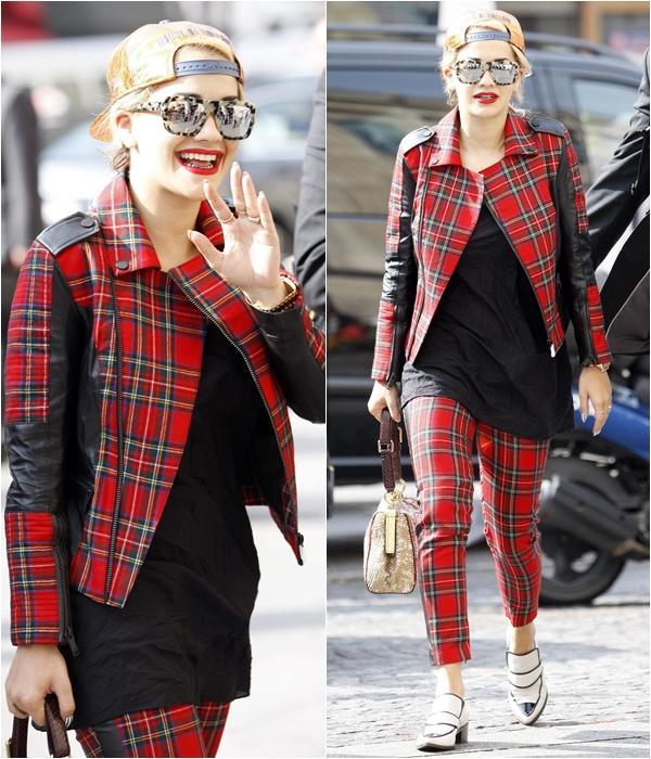 Rita-Ora-Plaid-Outfit-for-Gare-de-Nurd
